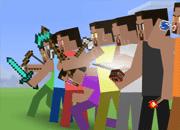 Click Jogos – Minecraft Stickman Showdown