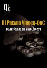 <b> III Premio <br>Vidocq-QdC</b>