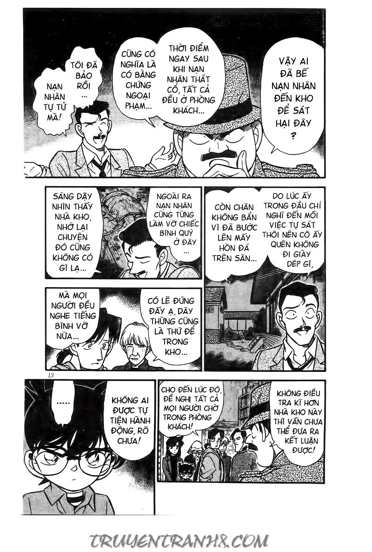 Thám Tử Lừng Danh Conan 12