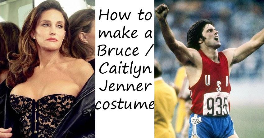 Bruce Jenner Halloween Costume
