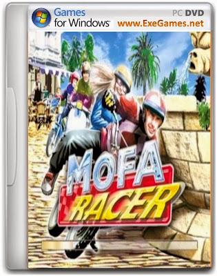 Mofa Racer Game