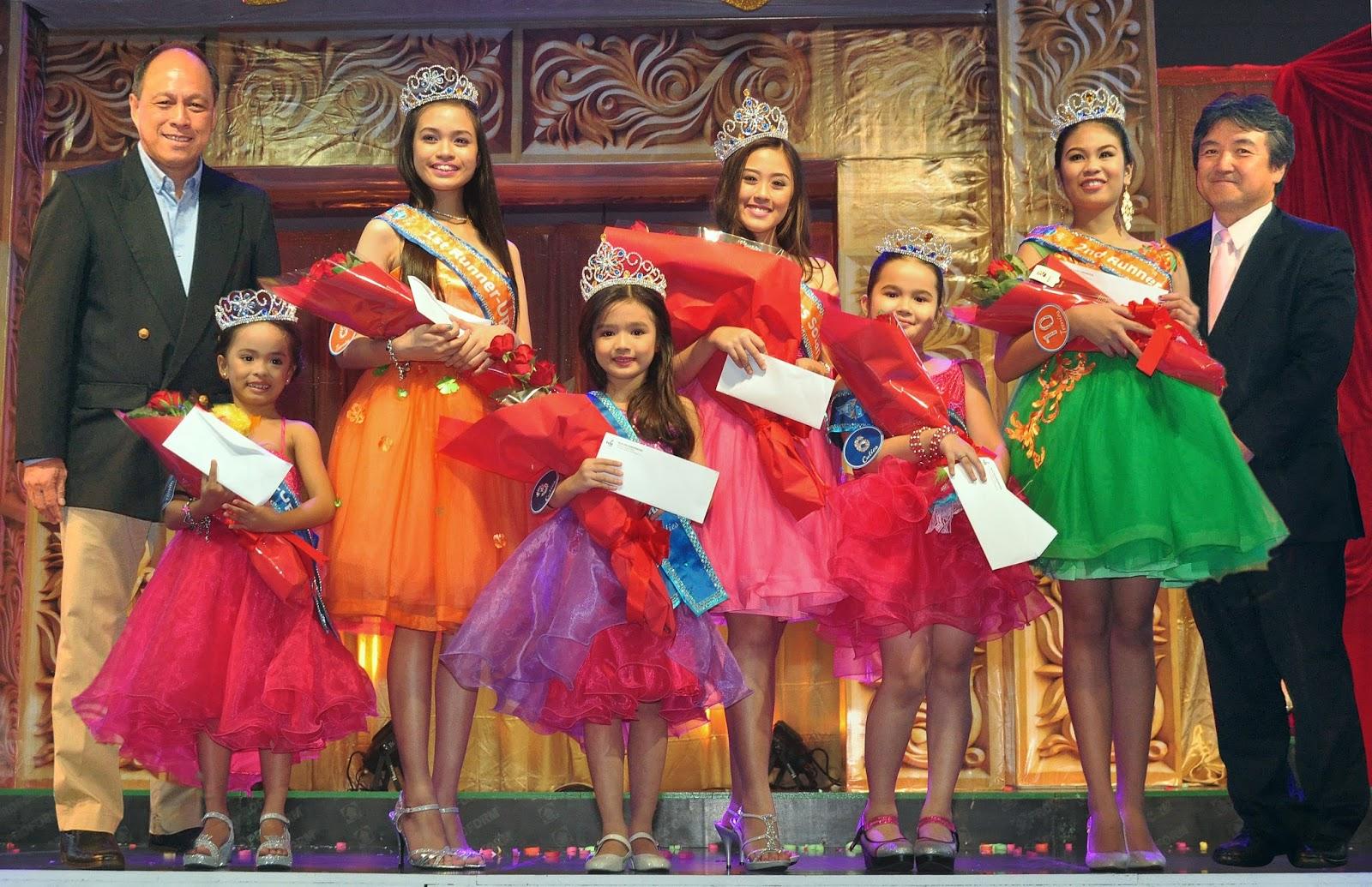 Little Miss Solane 2014 Winners