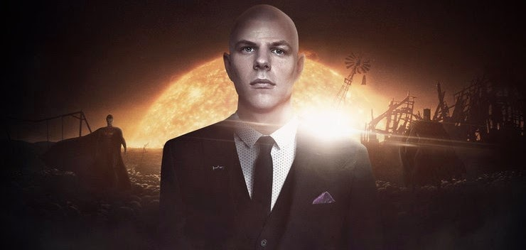 Jesse Eisenberg é Lex Luthor em imagem inédita de Batman vs Superman: A Origem da Justiça