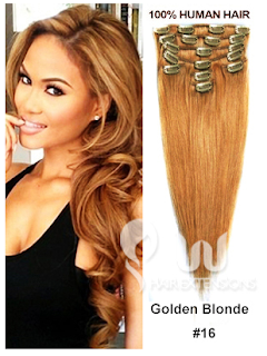 http://www.uuhairextensions.com/18-inch-golden-blonde16-clip-in-hair-extensions-180g10pcs-p-2998.html