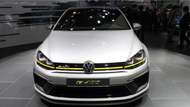 New 2017 Volkswagen Golf R400 Specs and Release Date