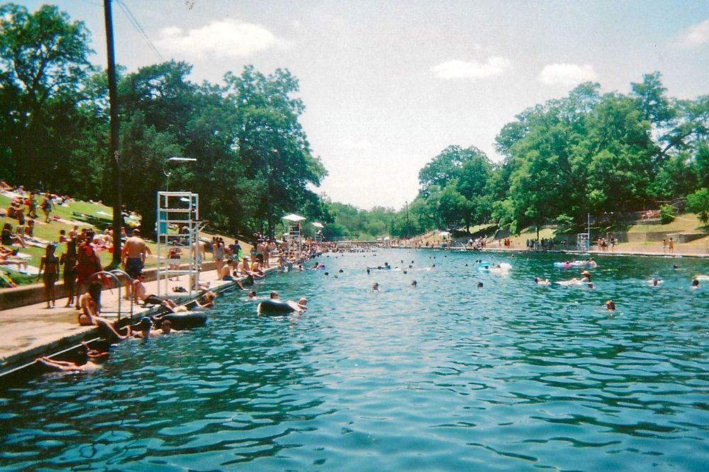 See Dub Barton Springs