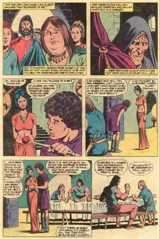Conan the Barbarian (1970) Issue #125 #137 - English 5