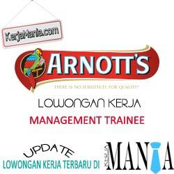 Lowongan Kerja Arnott's Indonesia
