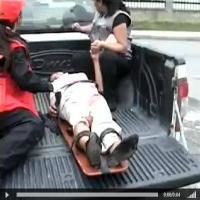 Ambulância de pobre, antes ter morrido no acidente