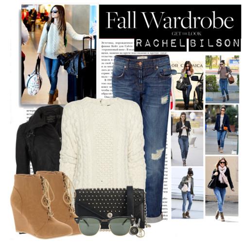 In Moda For Me: Look para el invierno, combinaciones de ropa ...