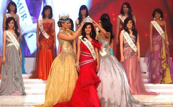 foto Gambar Astrid Ellena Miss Indonesia 2011, Astrid Ellena