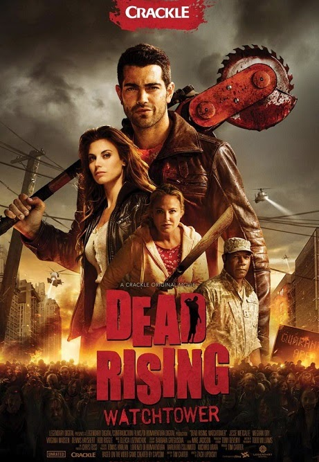 Dead Rising: Watchtower [2015] [NTSC/DVDR-Custom HDRip] Ingles, Subtitulos Español Latino