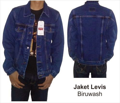 Jaket Jeans Bio Wash, Jake Jeans, grosir Jeans, Celana Jeans