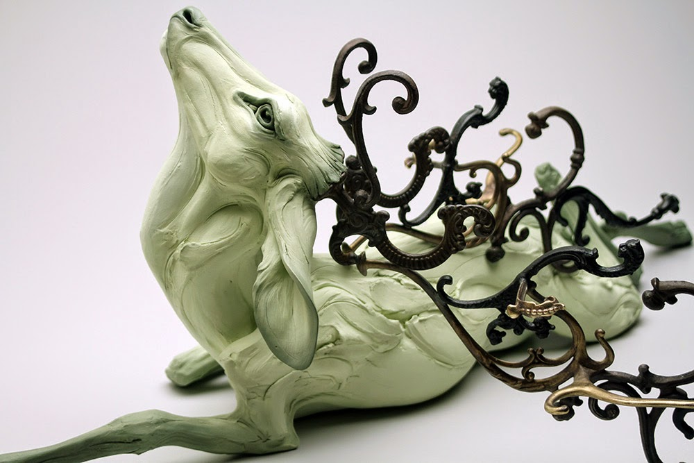 ceramic animal sculptures beth cavener stichter-2