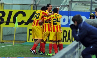 Parma Lecce 3-3 highlights