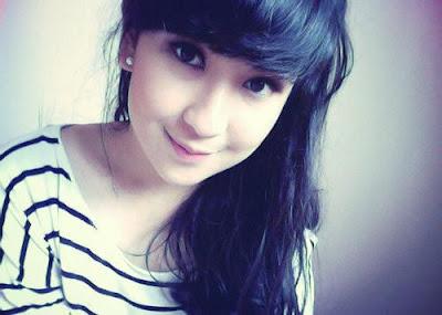 Foto Profil Pricilla Personil Blink Girlband Indonesia