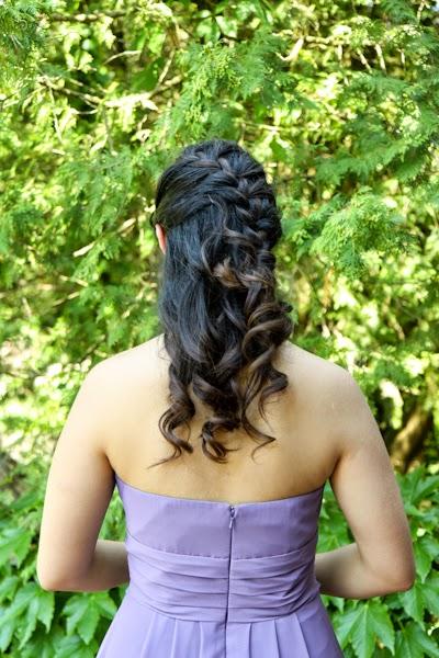 Peinados, Dama de Honor, Trenzas