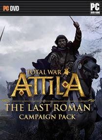 Total War ATTILA The Last Roman-RELOADED PC Game