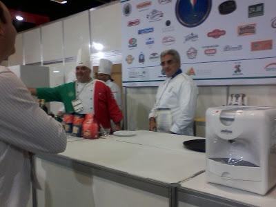 evento Chefes de cozinha