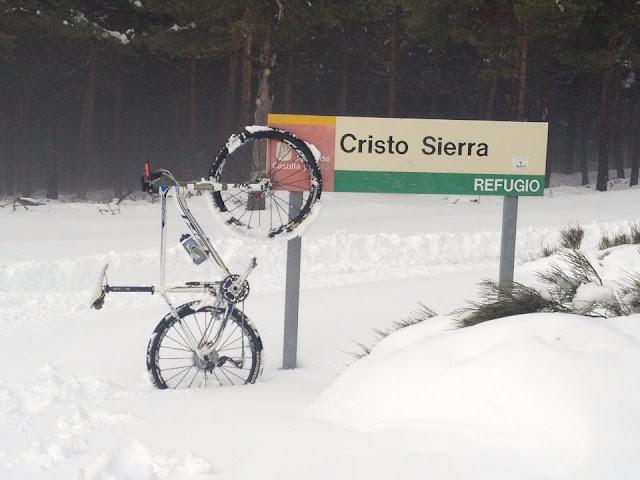 Enenko en le Cristo Sierra - 05-02-2013