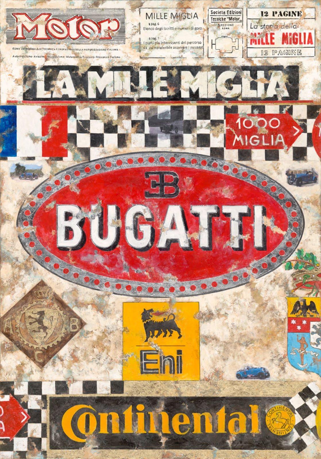 Bugatti Canvas