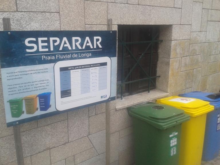 Separar o lixo