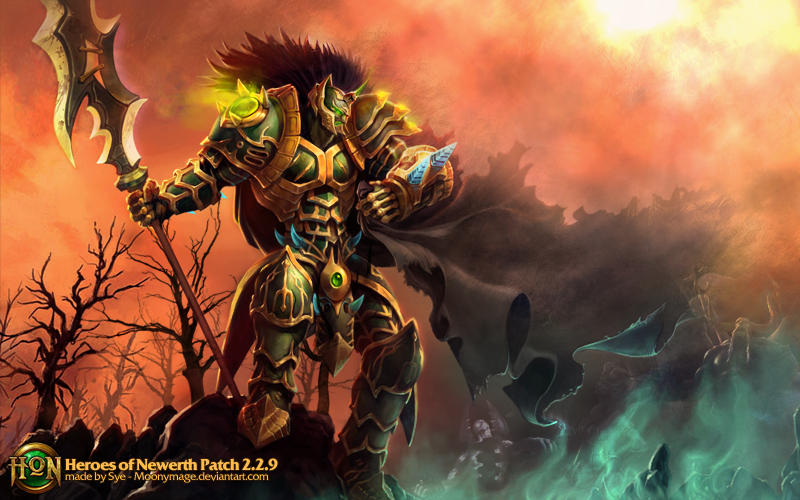 Heroes of newerth lord salforis guide build and strategy