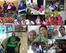 Happy Birthday Kak Rugayah Johari