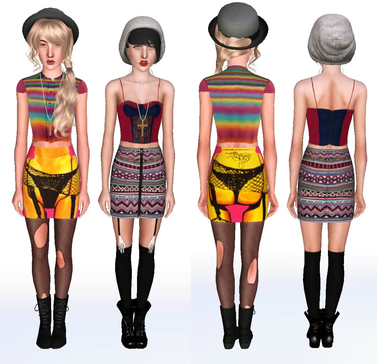 Sims 2 Clothing 27