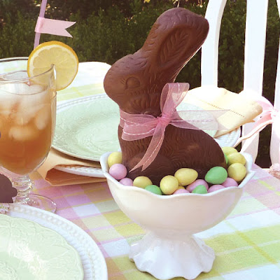 Easter Bunny Centerpiece Ideas
