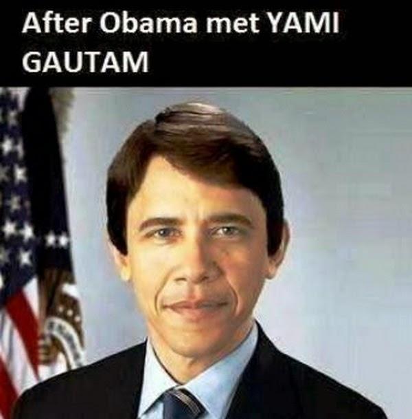 Funny joke on yami