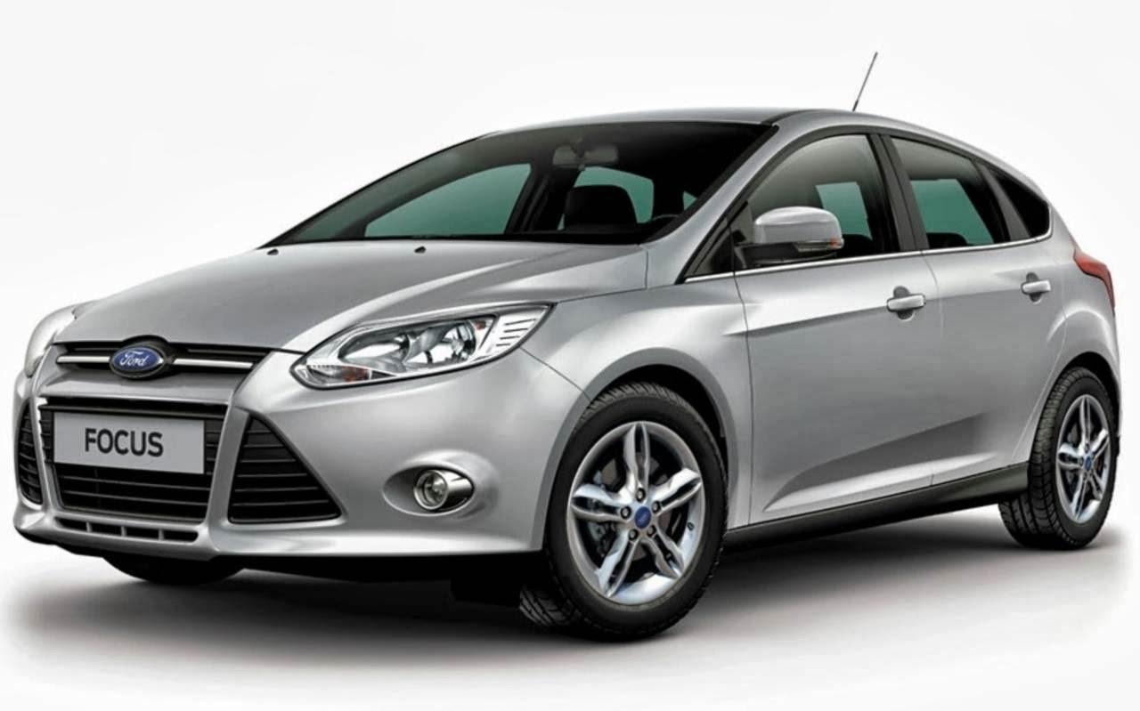 Novo Ford Focus SE Hatch 2014