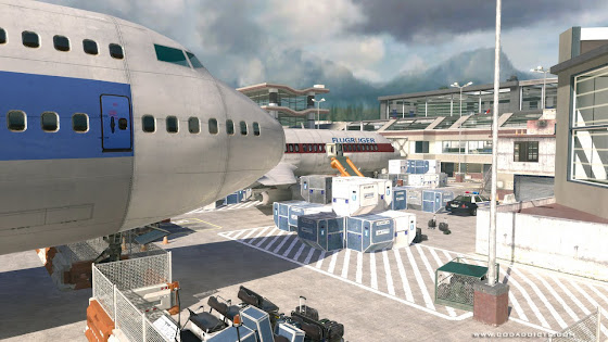 Call of Duty MW2 Terminal