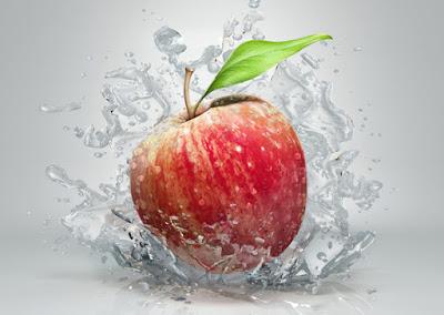 The Apple Water Diet