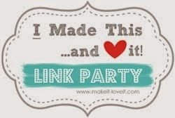 Make It and Love It Linky Party