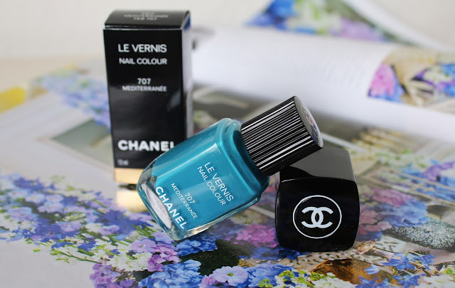 Chanel Mediterranee коллекция лето 2015