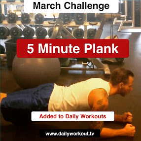 This month's 30 Day Challenge