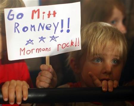 MITT ROMNEY IS A MORMON, A CULTIST?