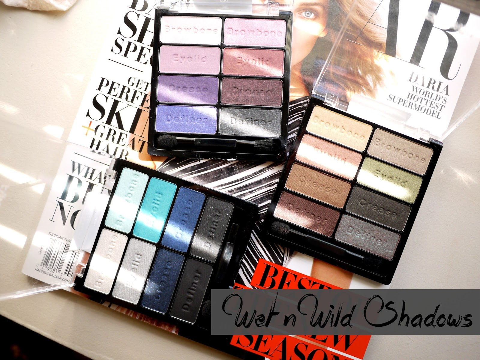 Do you need the wet n wild color icon shadow 8 palette comfort zone petal pusher blue me at hello roundup swatches and review