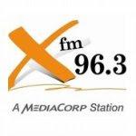 expat radio 96.3 XFM Singapore
