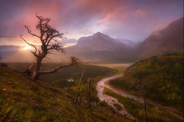 20 Contoh Fotografi Pemandangan Alam