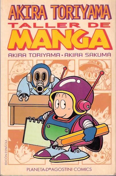 Akira Toriyama  Taller de manga PDF en espaol