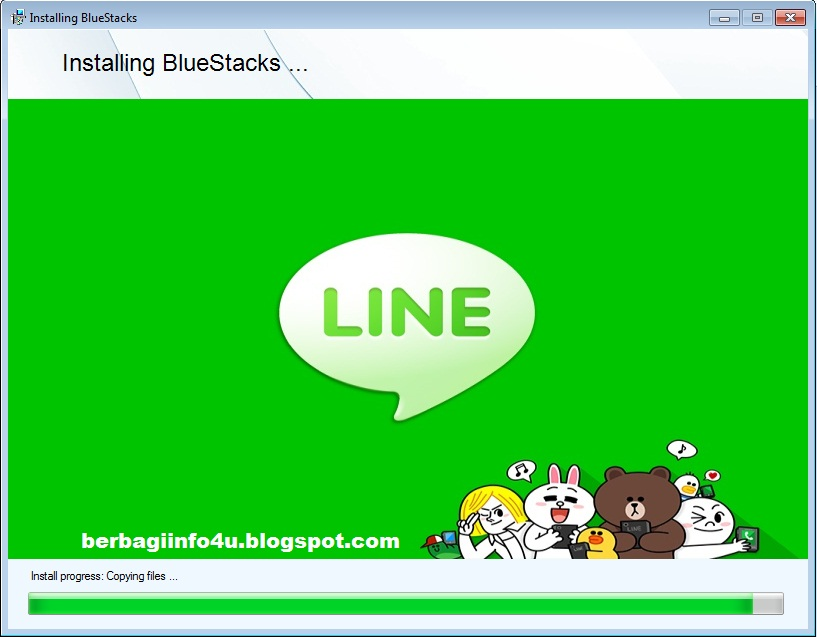 bluestacks aplikasi emulator android untuk pc laptop dan