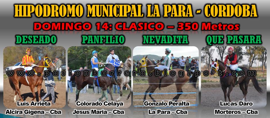 LA PARA - 14- 350