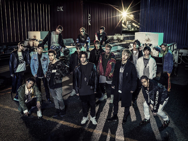 THE RAMPAGE from EXILE TRIBEの画像 p1_38