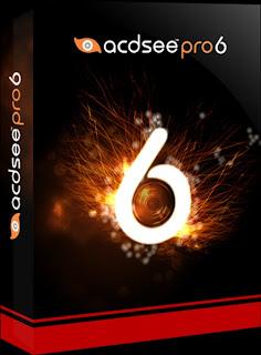 ดาวน์โหลดโปรแกรมฟรี   ACDSee Pro6