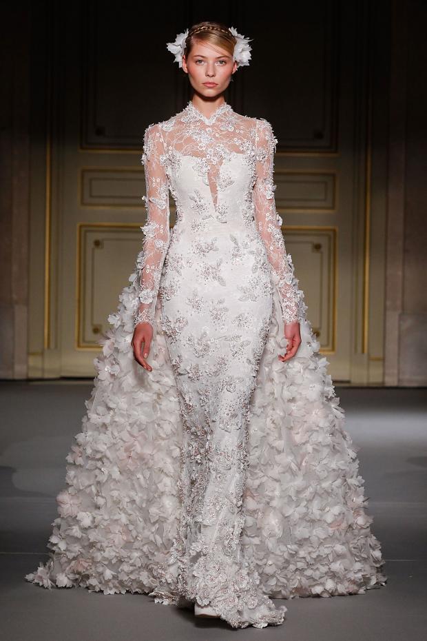I Am Fashion Georges Hobeika Spring 2013 Couture