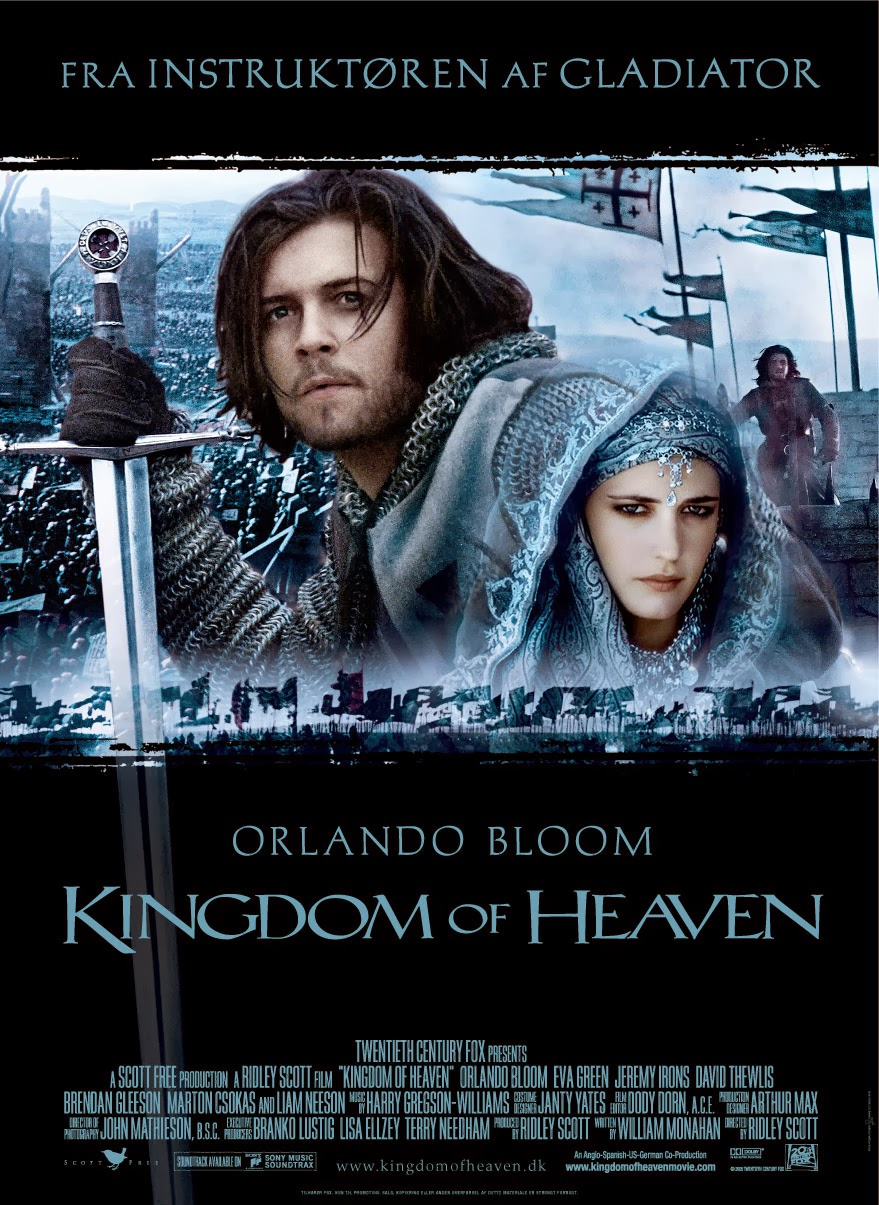 Vương Quốc Thiên Đường - Kingdom of Heaven
