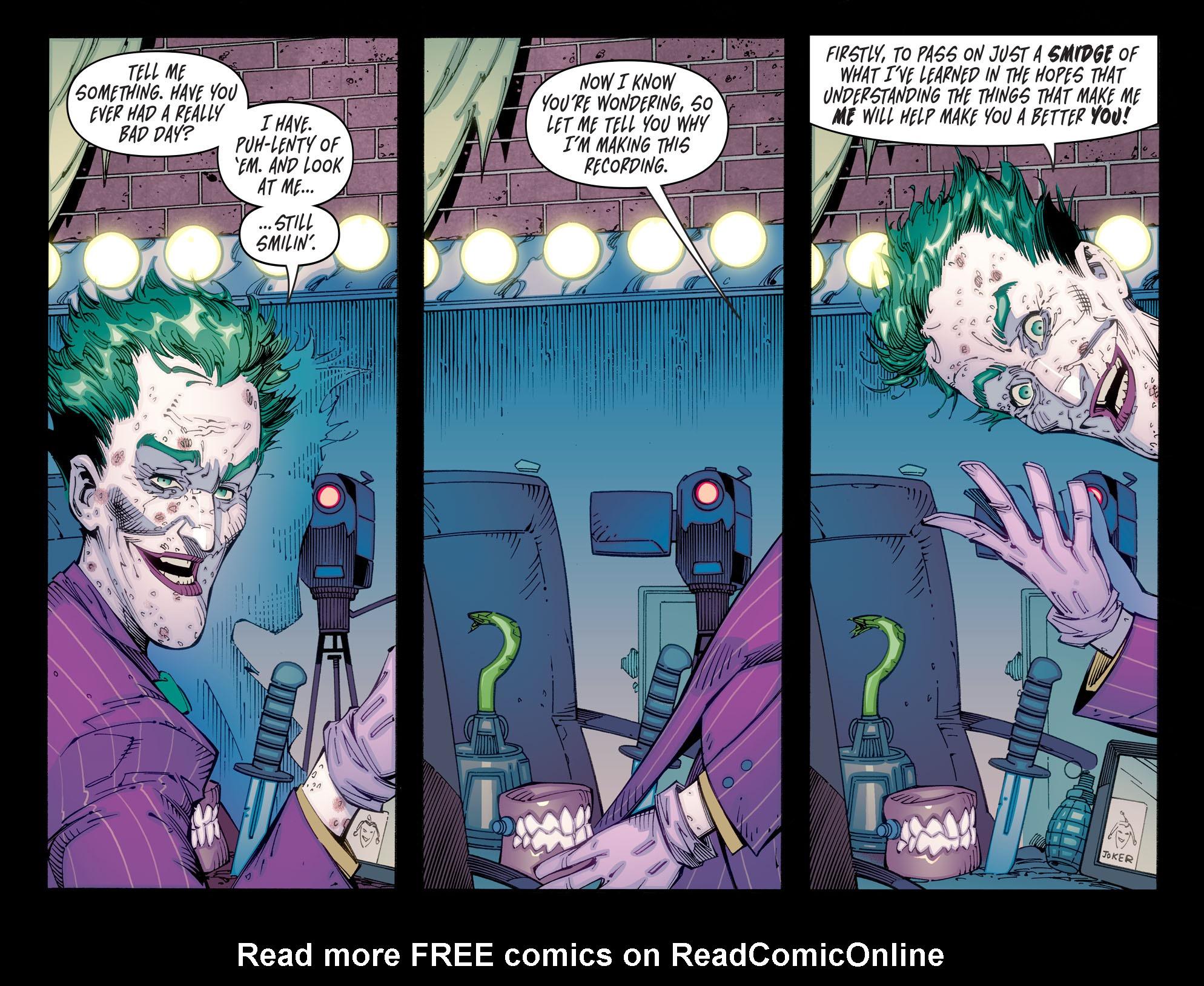Batman: Arkham Knight [I] Issue #4 #6 - English 5