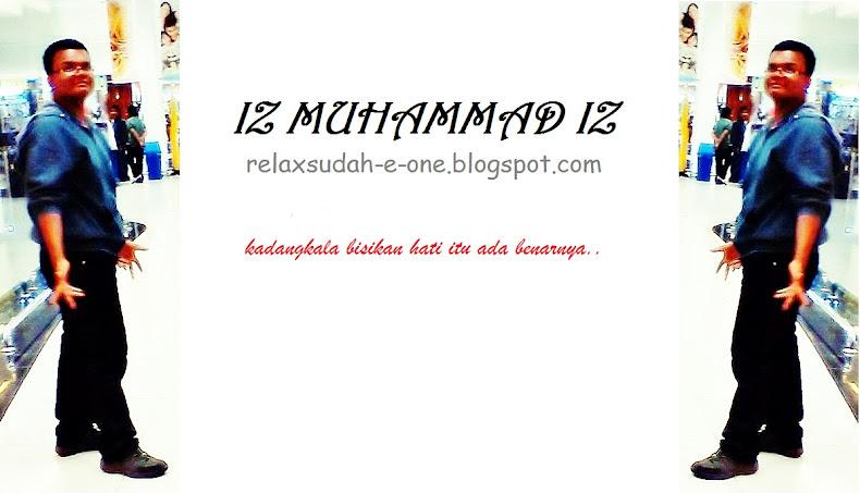 IZ MUHAMMAD IZ